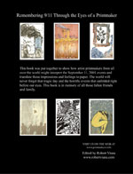 Printmakers.info - International 9/11 Remembrance Book  Back Cover Thumbnail